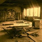 Vergessene Industrielandschaft Berlin-Oberschöneweide