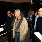 Kursleiter Roland Adlassnig, Jens Dittmar, Arno Oehri