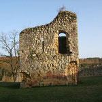 Château de la Reine Blanche à Molières