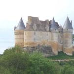 Château de Bannes, près de Couze