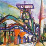 Zeche Zollverein Essen, 76 x 56 cm