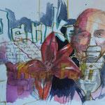 """""""Amor Fati"""", 40 x 30 cm auf Papier"""