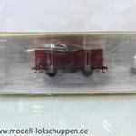 Brawa 48200 Gedeckter Güterwagen G10 der DB