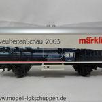 """Märklin 94184 Kühlwagen Ichqrs377 """"Neuheiten Schau 2003"""""""