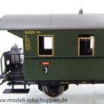 Fleischmann 855861 KDonnerbüchse DRG mit Reichsadler 3. Klasse