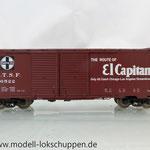 Märklin 45651 Typ XM der Atchison, Topeka & Santa Fe Railway (AT & SF)    5
