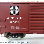 Märklin 45651 Typ XM der Atchison, Topeka & Santa Fe Railway (AT & SF)    8