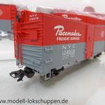 Märklin 45648 Set- 3 Kastenwagen Pacemaker Bauart 40 Fuß der NY Central Railroad /  Limitiert    8