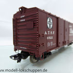 Märklin 45651 Typ XM der Atchison, Topeka & Santa Fe Railway (AT & SF)    9