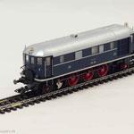 Urahnen der Dieseltraktion / Märklin 37203