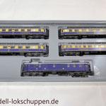 """Reisezugwagen-Satz """"Rheingold"""" der DR / Märklin 4228  3"""