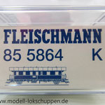 Fleischmann 855864 K  Donnerbüchse DRG  2.+3. Klasse