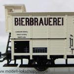 Trix 24309 Bier-Kühlwagen Thomasbräu der K.Bay.Sts.B Epoche 1