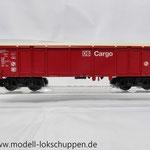 Märklin 47262 Rolldachwagen Tamns der Deutschen Bahn AG, DB Cargo, Ep. V