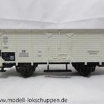 Märklin 48770 G 10 der DB als Wärmeschutzwagen Epoche III