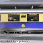 """Reisezugwagen-Satz """"Rheingold"""" der DR / Märklin 4228 12"""
