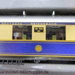 """Reisezugwagen-Satz """"Rheingold"""" der DR / Märklin 4228  13"""