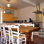 La cuisine - Salle à manger