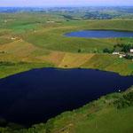 Les lacs de La Godivelle (Lac d'en haut et Lac d'en bas)