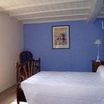 La chambre bleue parentale