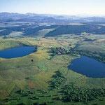 Les lacs de La Godivelle typiques lacs de montagne