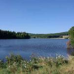 De nombreux lacs, idéal pour les chaudes journées d'été