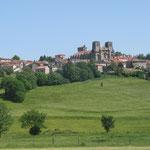 La Chaise Dieu et son abbaye