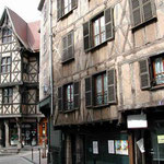 Le centre médiéval de Thiers
