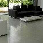 Microcemet Bodenbelag für den Wohnbereich