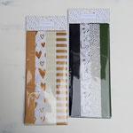 Seiden-/Geschenkpapier