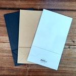 Papiersäckli normal und Chraftpapier