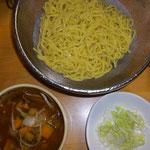 つけ麺  今日昼