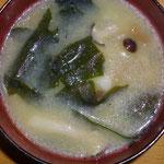 味噌汁(俺作)  夜