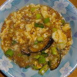 麻婆豆腐  夜