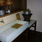 江戸東京博物館  昭和初期の台所