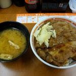 チカラめし!! 昨日昼・夕飯