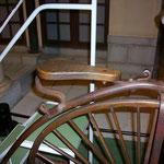 江戸東京博物館  ダルマ自転車