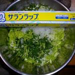 野菜は全て包丁で切るです