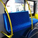 夢の下町バス。 造り面白い。