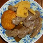 タケノコの煮物(母作)  常備菜