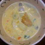 スープシチュー  昼