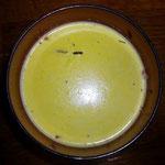 かぼちゃスープ  昼