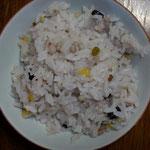 雑穀米  昼
