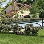 Piscine-Chambre d'hôtes-Cheverny