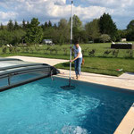Piscine-Cheverny-Chambres dhote