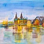 Köln am Rhein