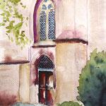 Kirche in Nikolausberg