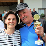 5. Platz: Union Stocksport Langschlag mit Unions-Obfrau