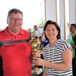 2. Platz: SG ESV Zwettl - USC Gr. Globnitz