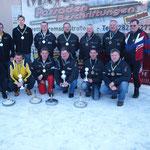 Bezirksmeisterschaft - Herren am 3. Februar 2013 auf der KEB in Zwettl